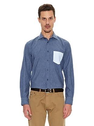 Tenkey Camisa Volusia (Azul Marino)