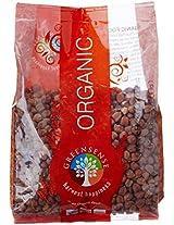 Greensense Organic Brown Chick Peas,Kala Chana, 500g