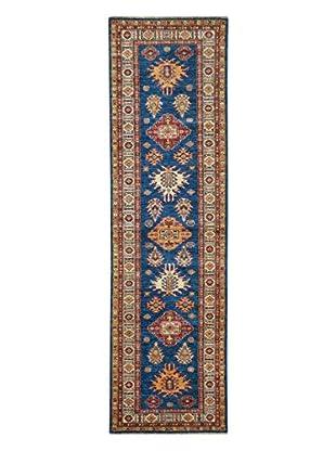 Kalaty One-of-a-Kind Kazak Rug, Blue, 2' 6
