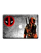 Deadpool Glance - Skin for Macbook Air 13""