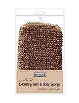 Panache Exfoliating Bath & Body Sponge,Loofah