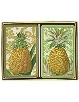 Royal Pineapple Bridge Playing Cards