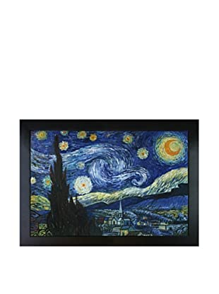 Vincent Van Gogh Starry Night Framed Oil Painting