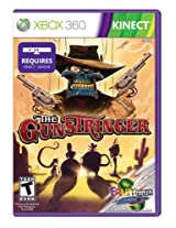 The Gunstringer (includes Fruit Ninja Kinect) - Kinect Required (Xbox 360) (PAL)