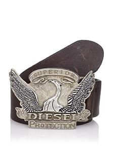 Diesel Men's Crivella Belt (Brown)