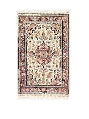 Eden Teppich Kashmirian mehrfarbig 60 x 95 cm