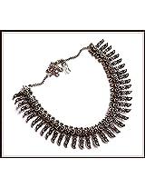 [N16GS_035] German Silver Necklace 35