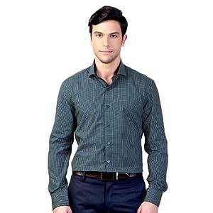 Formal Checkered Shirt