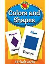 Colors And Shapes (Brighter Child Flash Cards)