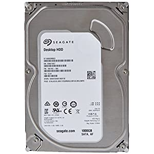 Seagate Barracuda 1TB Desktop SATA Internal Hard Drive