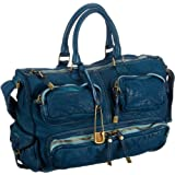 Sissi Rossi BUFFALO TIC LINE 0040N002, Damen Schultertaschen 37X27X10 cm (B x H x T)