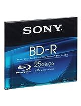 Sony BD-R 6x 25GB Blu Ray Disc