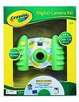 Crayola Digital Camera Kit Green
