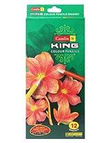 Camlin - King Colour Pencils