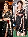 Bollywood Replica Saree of Madhuri Dixit 5044