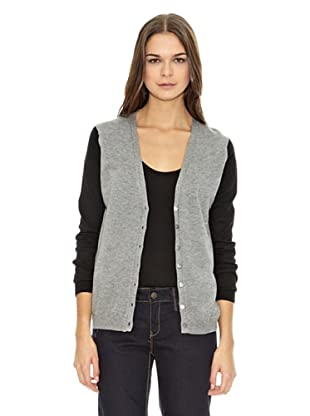 Mango Cardigan Dancer (Grau)