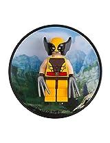 Lego Super Heroes Wolverine minifigure Magnet - 851007