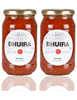 Bhuira Tomato Chutney (Set of 2) - 460 Gms
