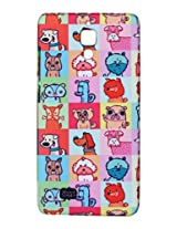 iAccy Alicia Souza Cartoon Dog's Case for Xiaomi MI4
