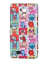 iAccy Alicia Souza Cartoon Dog's Case for Xiaomi MI4