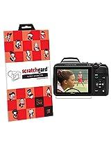 Scratchgard Ultra Clear Screen Protector For Nikon COOLPIX L330