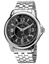 Maxima Analog Black Dial Men's Watch - 24114CMGI