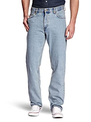 Lee Pantalón Brooklyn Comfort (Azul Claro)