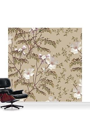 Michael Angove Magnolia, Caramel Mural, Standard, 8' x 8'