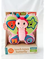 Infantino Touch Tones Butterfly, Go Gaga! Collection