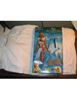 Disney Atlantis The Lost Empire Kida Doll Mattel 2000