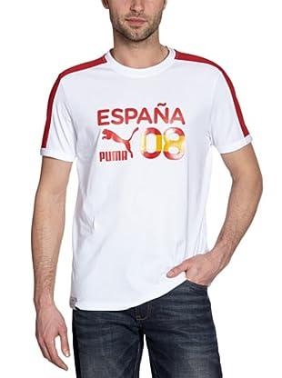 Puma T-Shirt Football Archives T7 Ringer (white-spain)