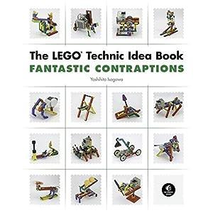 The LEGO Technic Idea Book - Fantastic Contraptions: 3