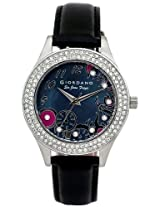 Giordano Analog Black Dial Women's Watch 2590-01