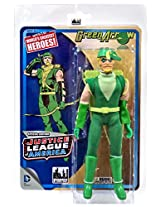 "DC Justice League of America Worlds Greatest Heroes! Green Arrow 8"" Action Figure"