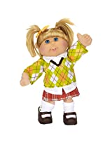 Cabbage Patch Kids Blonde Preppy Girl