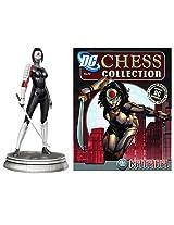 Dc Superhero Katana Pawn Chess Piece With Collector Magazine