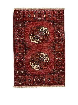 Navaei & Co Teppich Bokhara rot/mehrfarbig 93 x 64 cm