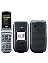 Pantech Breeze 3 III P2030 AT&T GSM Unlocked Flip Cell Phone - Grey