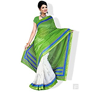 Designer Kota Silk Printed Saree - HMR106564ARM