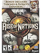 Rise of Nations: Thrones and Patriots (PC)