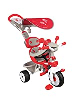 Smoby Baby Driver Comfort Tricycle, Multi Color
