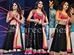 Prachi Desai Bollywood Replica Lehanga By Aashtha 9086