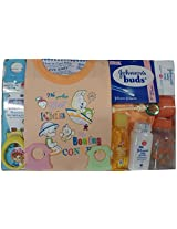 Love Baby Gift Set - Priya Peach