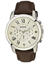 Fossil End-of-Season Analog Multi-Colour Dial Men Watch - FS4908