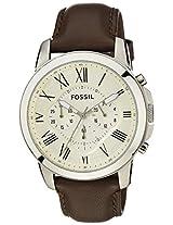 Fossil End-of-Season Analog Multi-Colour Dial Men's Watch - FS4908