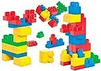 Mega Bloks First Builders Lots of Blocks 40 piece