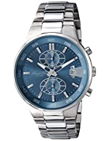 Kenneth Cole Analog Blue Dial Men's Watch - IKC9346