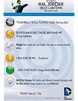Heroclix DC War of Light #011b Hal Jordan (Blue Lantern) Prime Figure Complete with Character Card