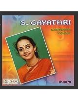 Carnatic Vocal - S.Gayathri
