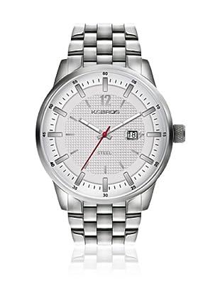 K&BROS Reloj 9462 (Blanco)